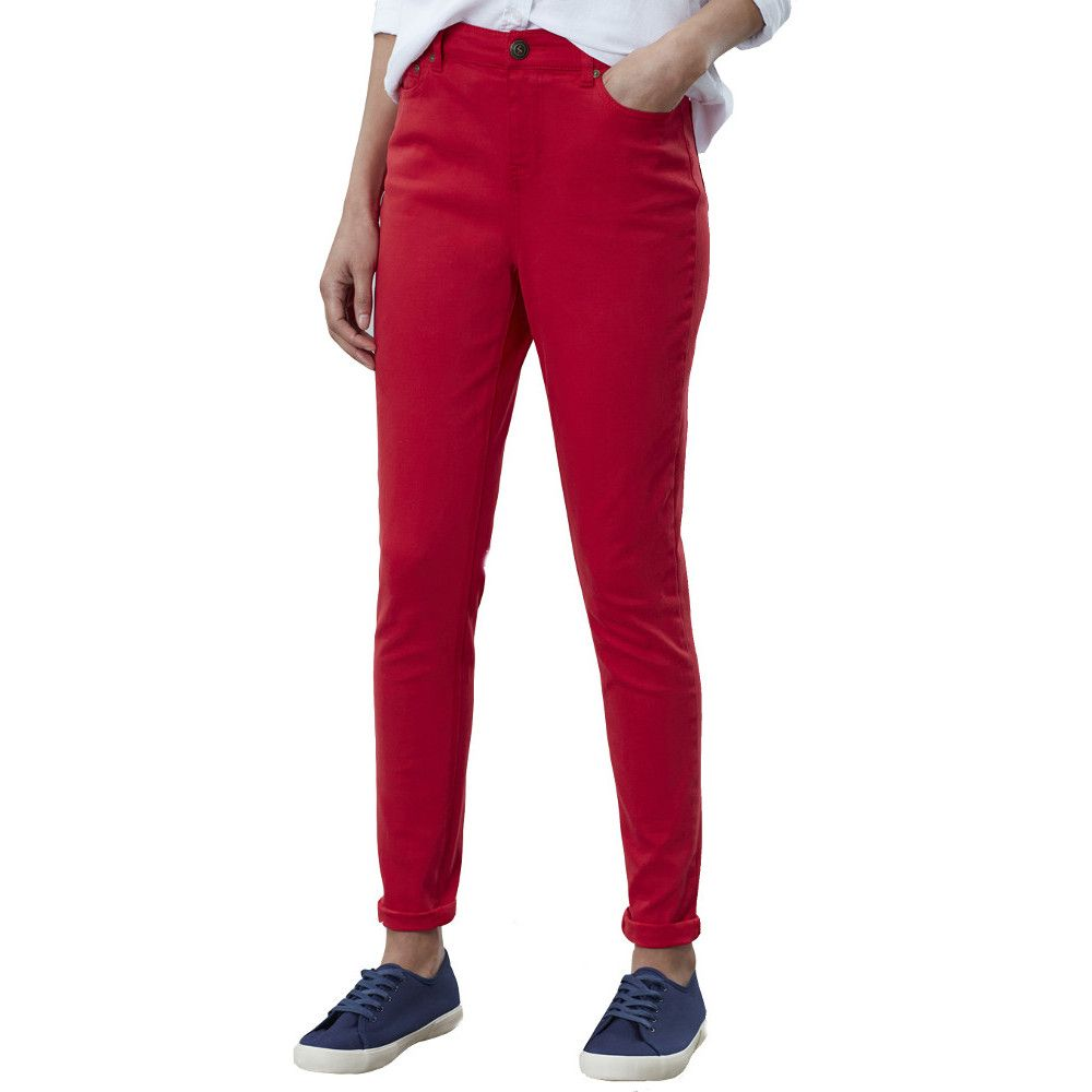 Joules Womens Monroe Improved Fit Stretchy Skinny Jeans