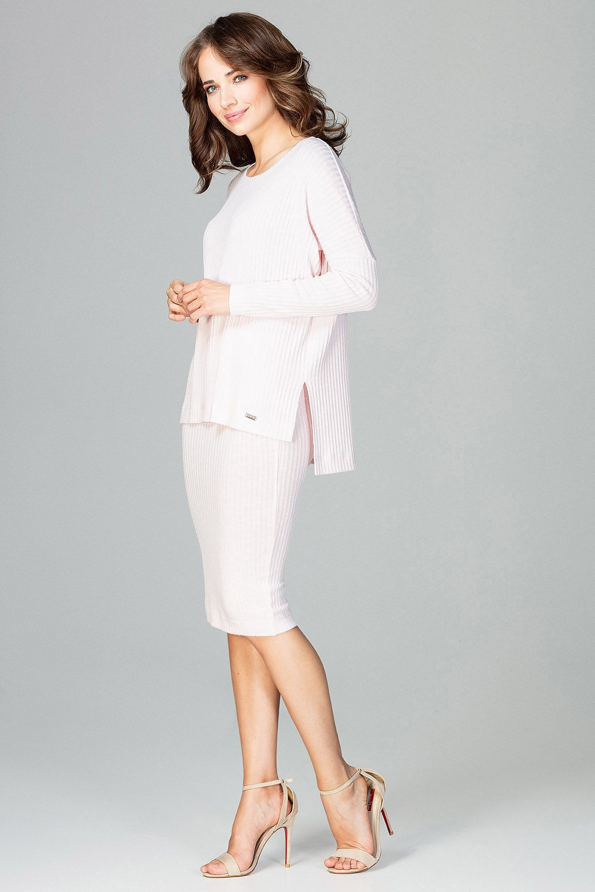 Blouse With a Skirt Co-ords