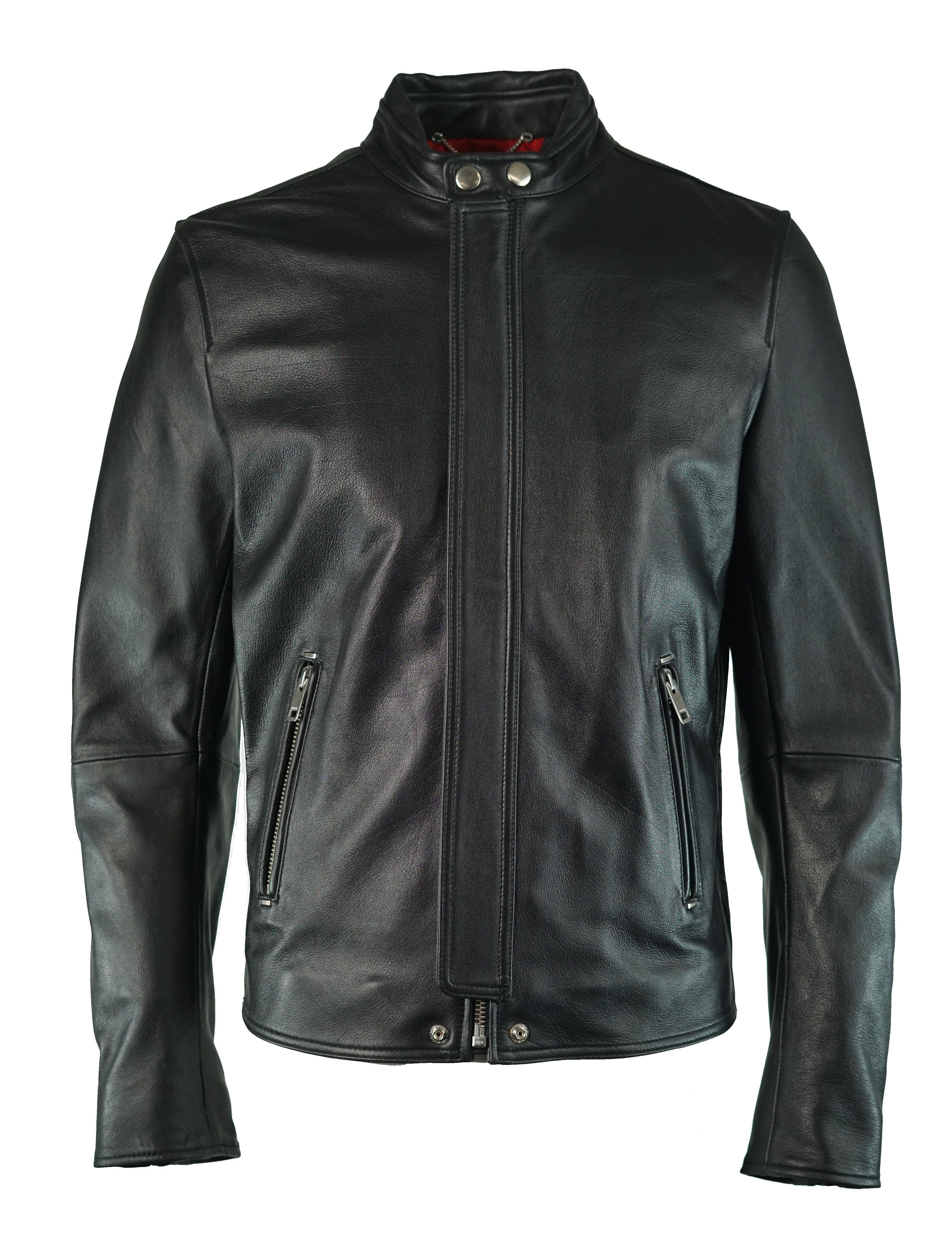 Diesel L-Rush 900 Leather Jacket
