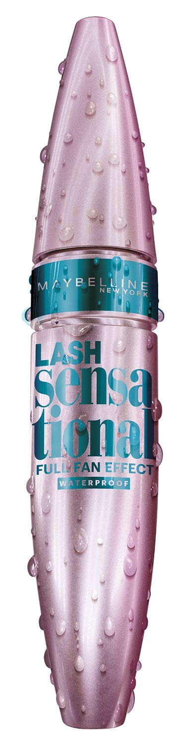 Maybelline Lash Sensational Multiplying Waterproof Mascara Black 9.5ml New