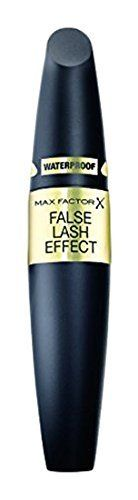 3 x Max Factor False Lash Effect Waterproof Black Mascara 13.1ml