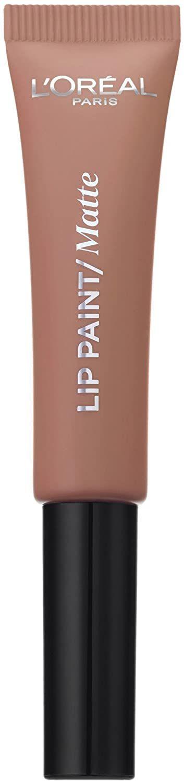 L'Oréal Paris Infallible Matte Lip Paint - 209 Nude on Fleek