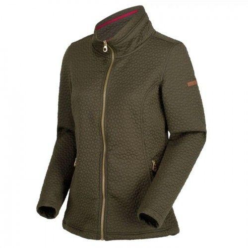 Regatta Womens/Ladies Subira Full Zip Heavyweight Fleece