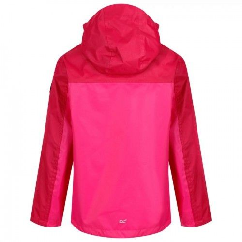 Regatta Childrens/Kids Disguizer Hidden Pattern Waterproof Jacket