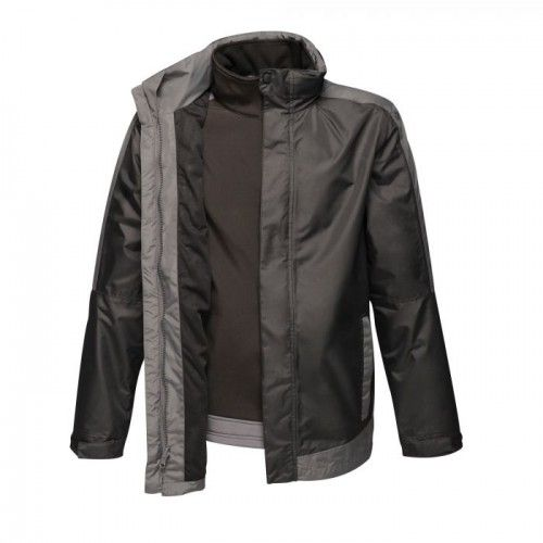 Regatta Mens Contrast 3 In 1 Jacket