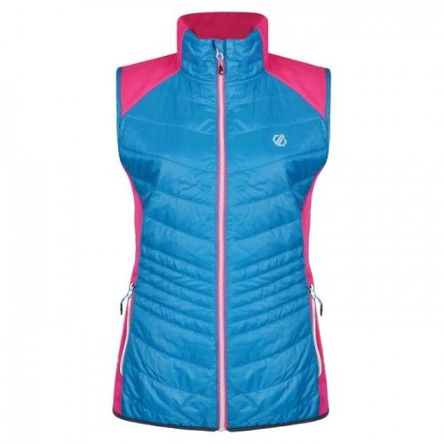 Dare 2b Womens/Ladies Airwise Wool Hybrid Insulated Vest