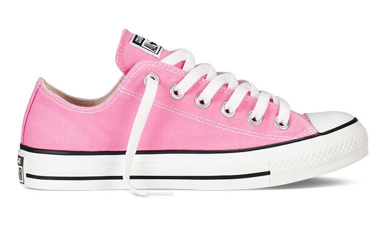 Converse All Star Unisex Chuck Taylor Low Top - Pink