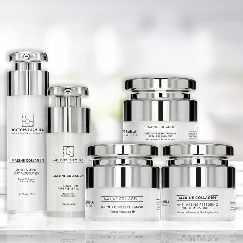 Doctors Formula Marine Collagen Anti-Ageing set - All Skin Types