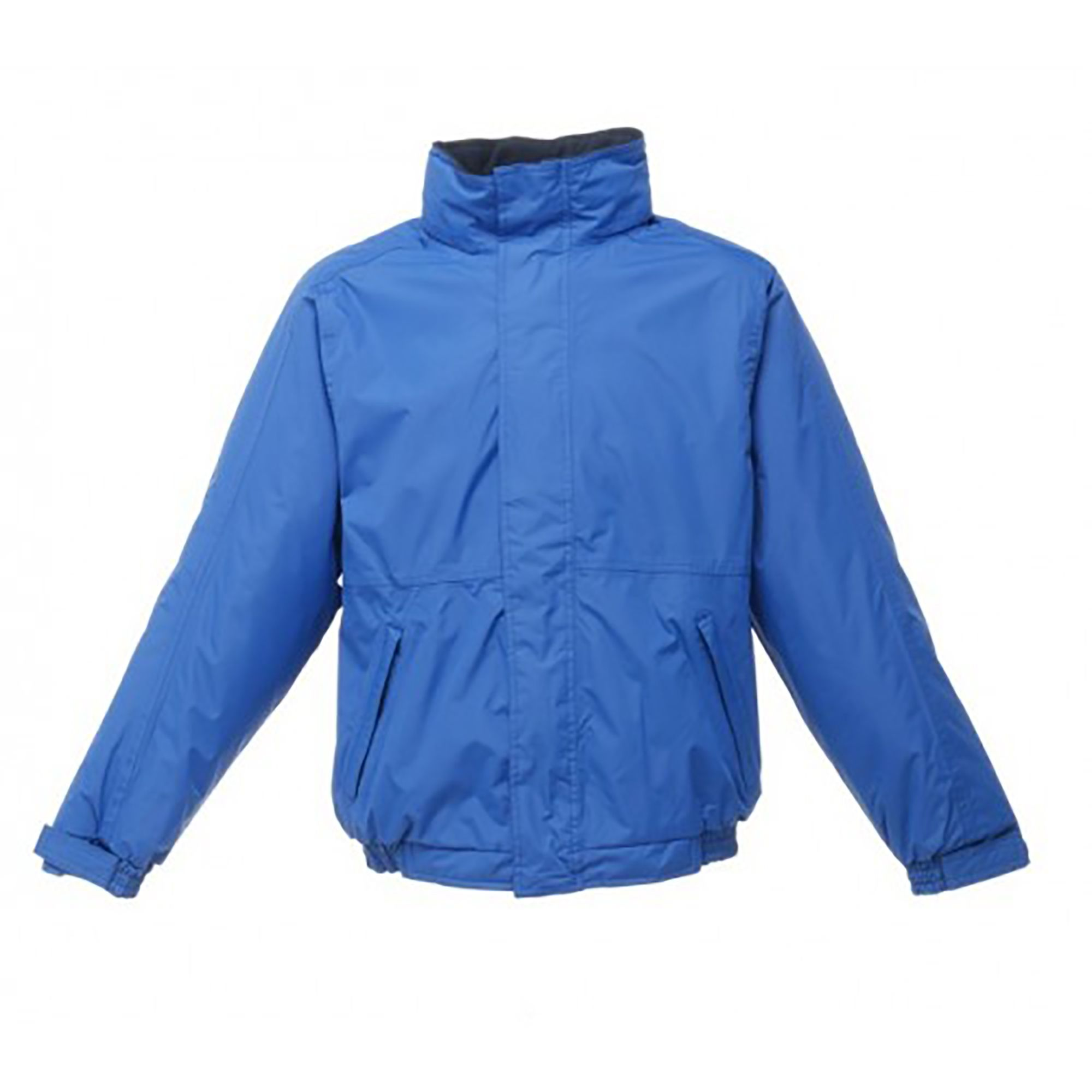 Regatta Dover Waterproof Windproof Jacket (Thermo-Guard Insulation) (Royal/Dark Navy)