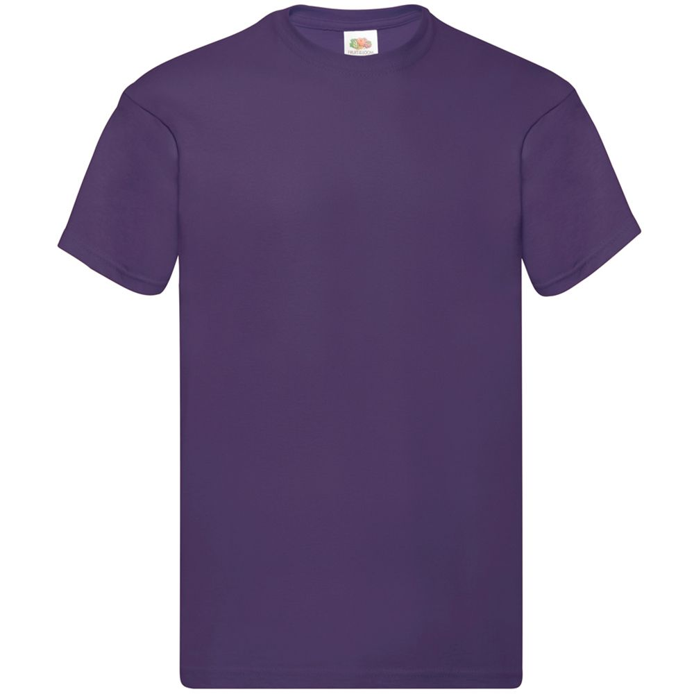 Fruit Of The Loom Mens Original Short Sleeve T-Shirt