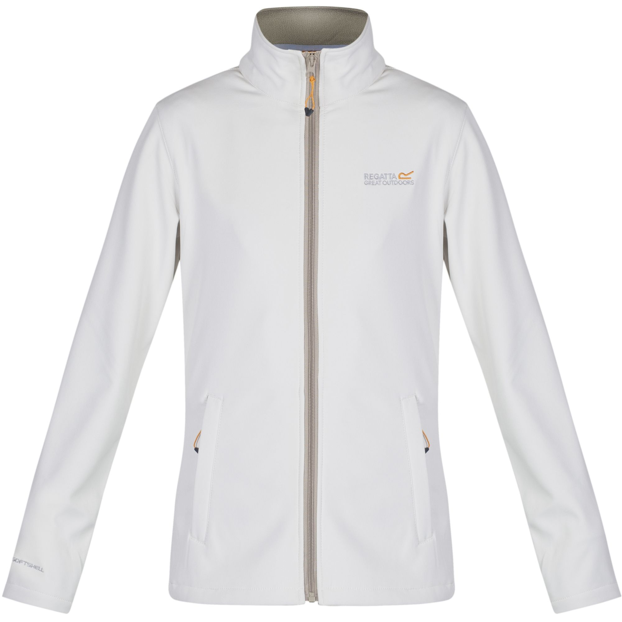 Regatta Great Outdoors Womens/Ladies Connie III Full Zip Softshell Jacket