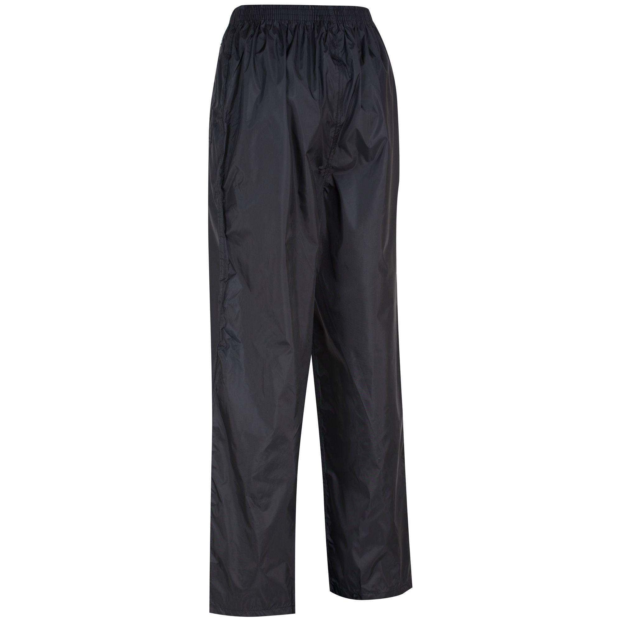 Regatta Great Outdoors Womens/Ladies Adventure Tech Pack It Waterproof Overtrousers