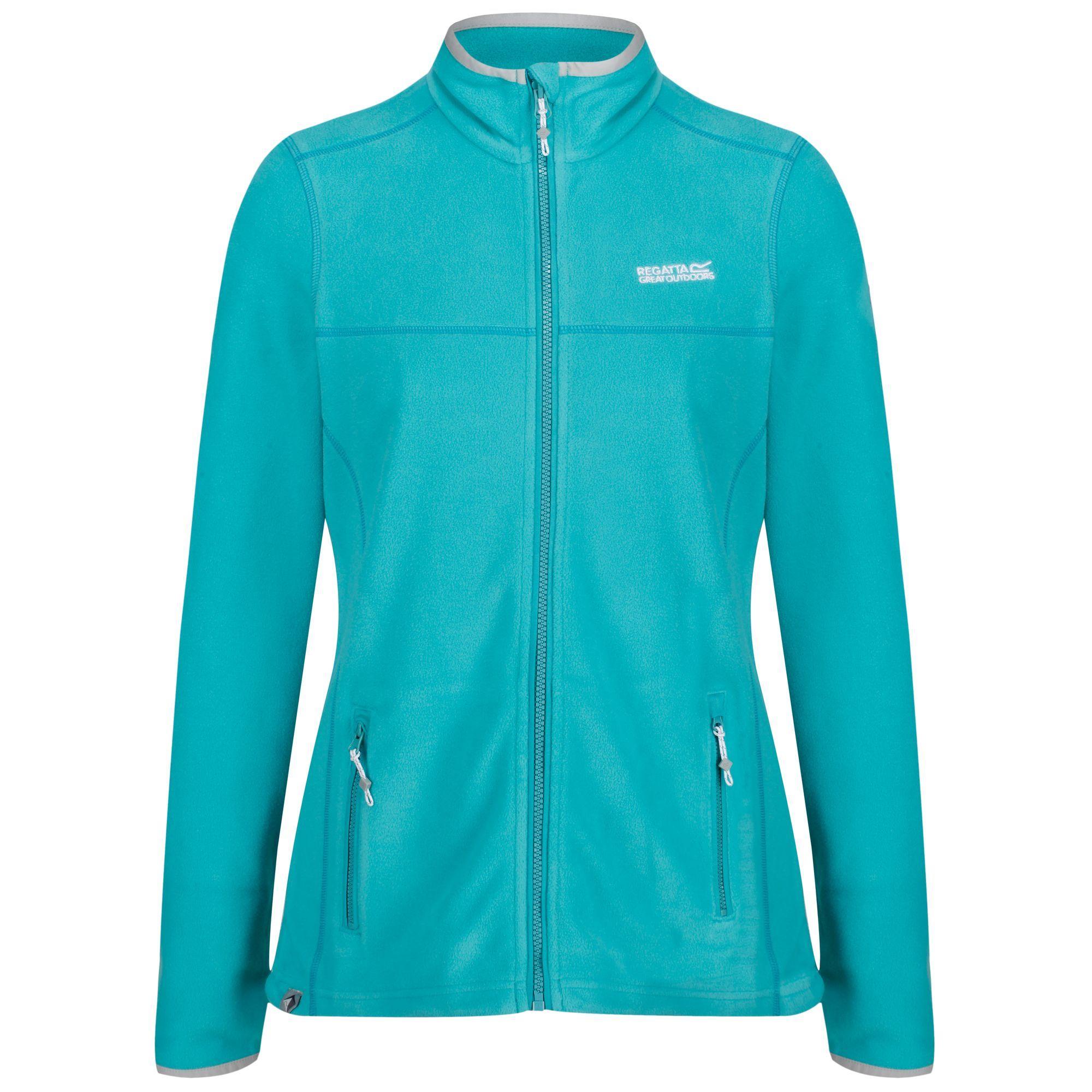 Regatta Great Outdoors Womens/Ladies Floreo II Full Zip Fleece Jacket