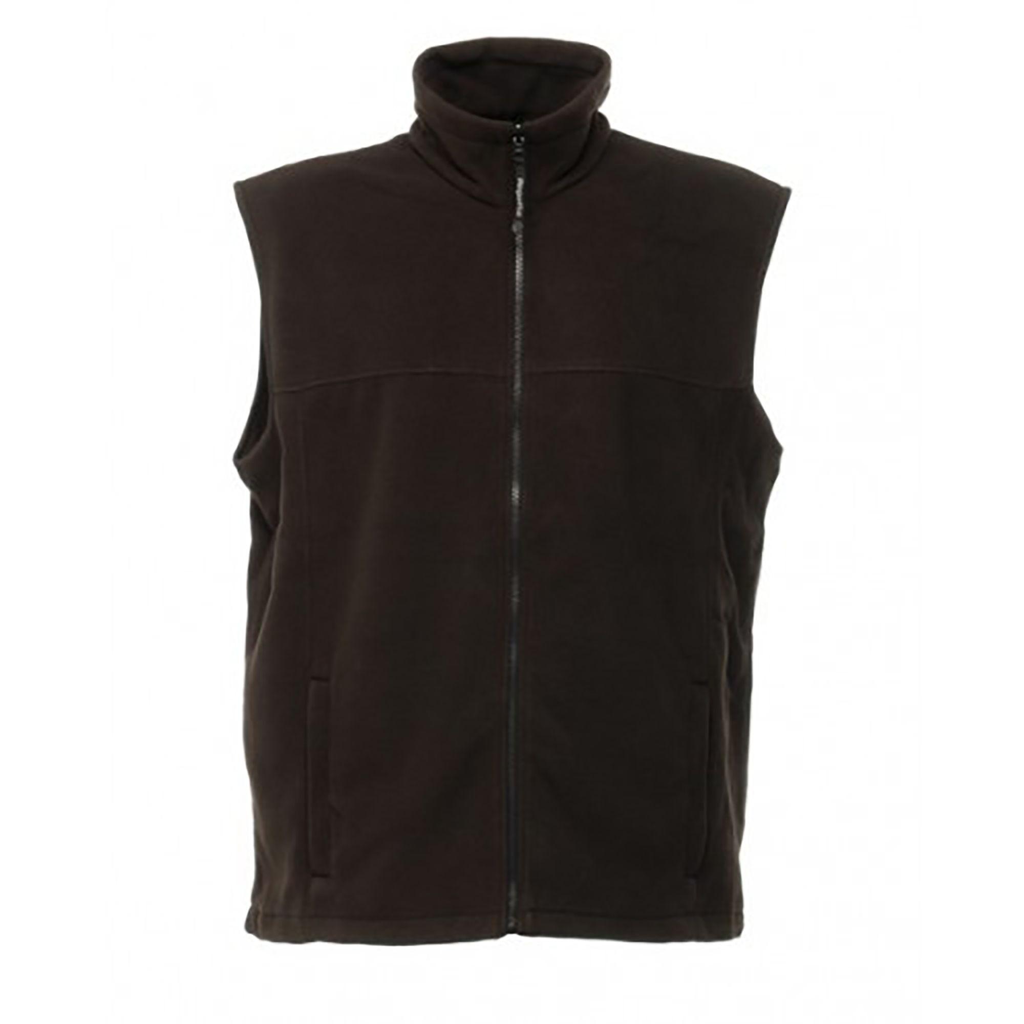 Regatta Unisex Haber II Full-Zip Bodywarmer Fleece Anti-Pill Jacket (250 GSM)