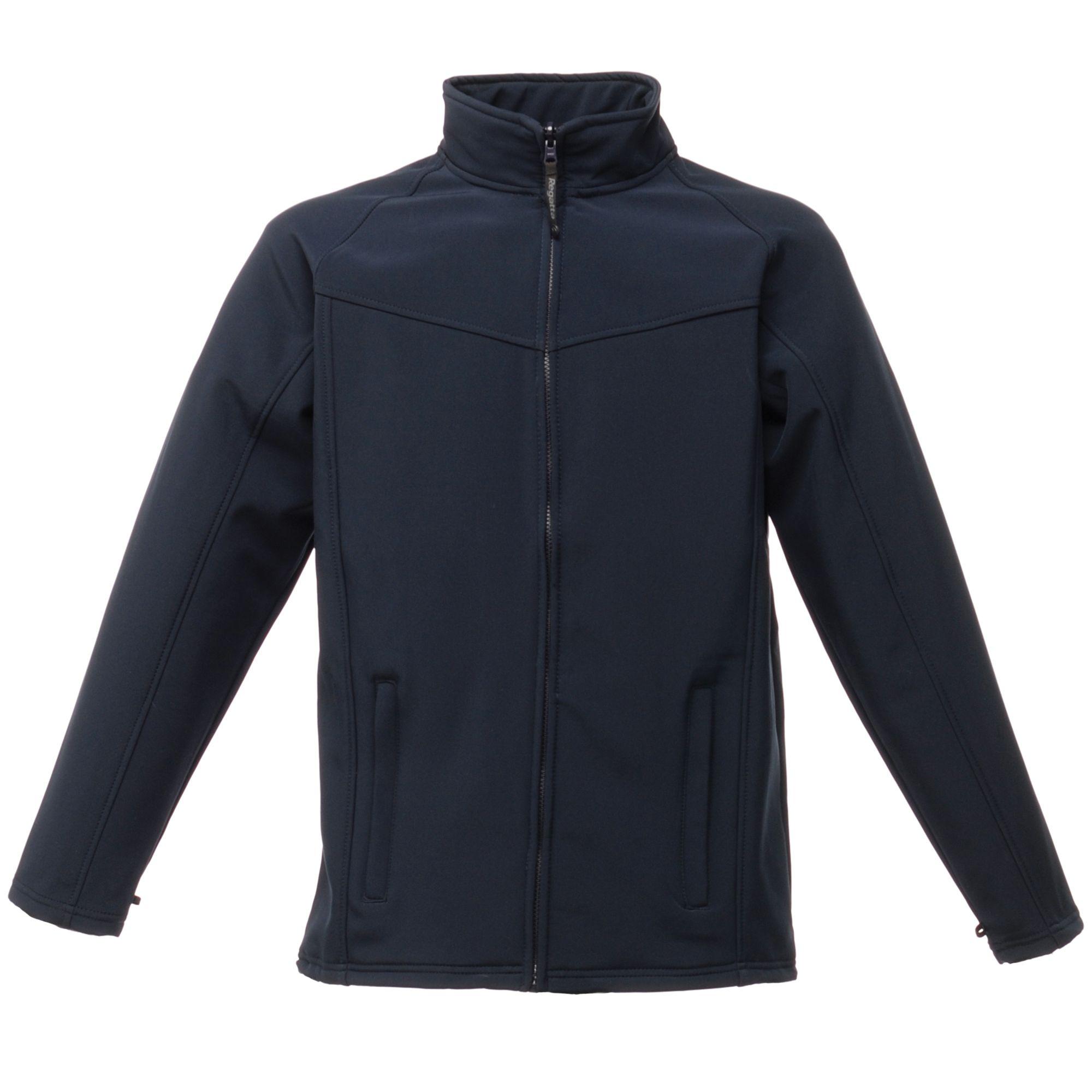 Regatta Uproar Mens Softshell Wind Resistant Fleece Jacket