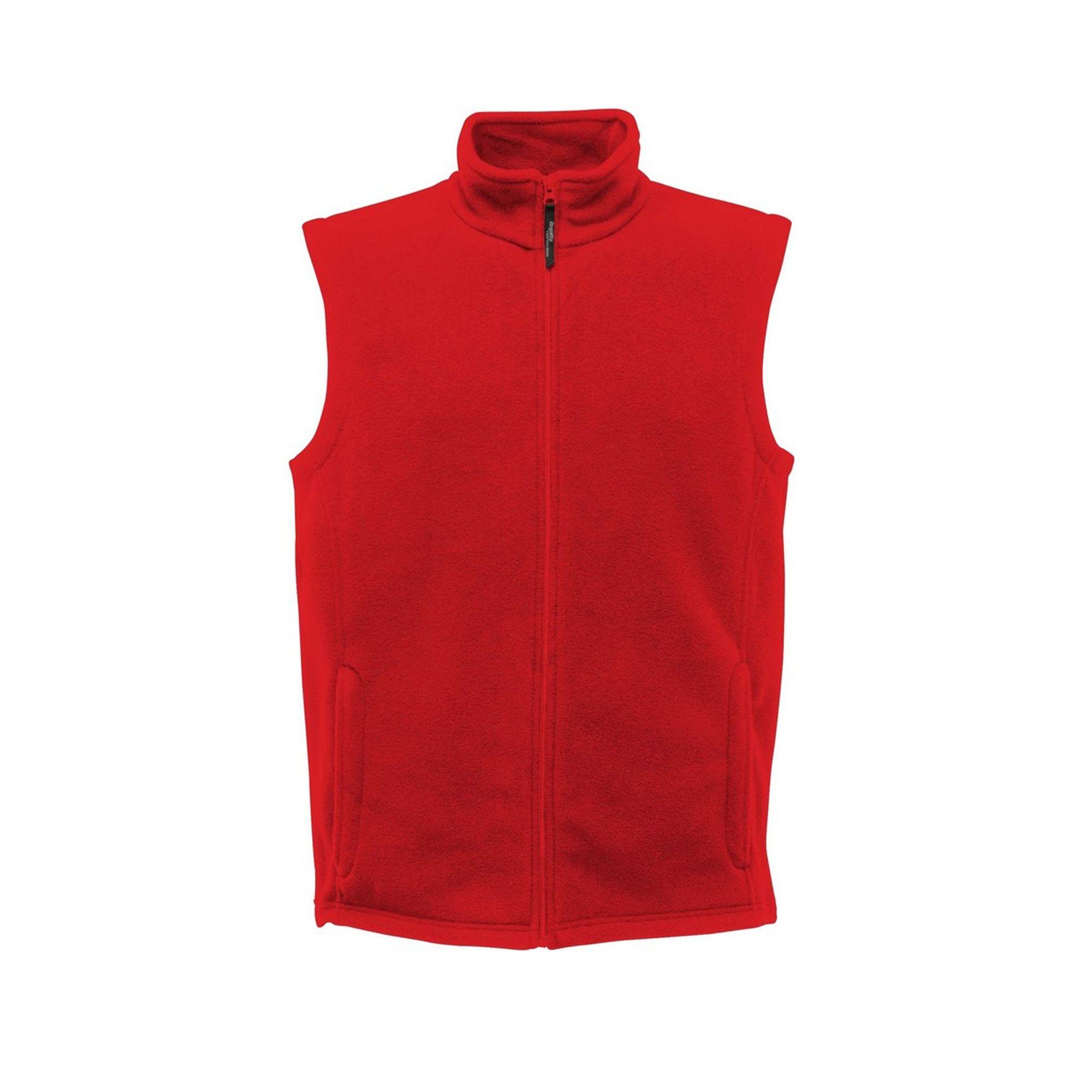 Regatta Mens Micro Fleece Bodywarmer / Gilet