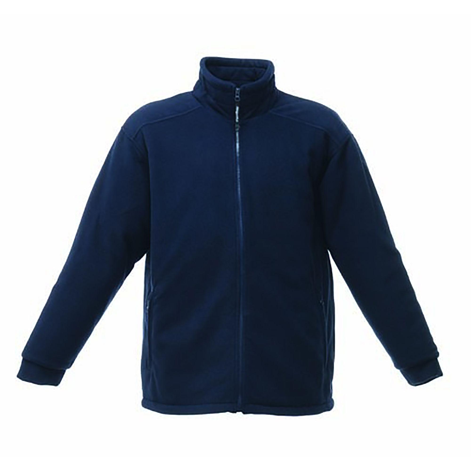 Regatta Great Outdoors Mens Asgard II Quilted Insulated Fleece Jacket