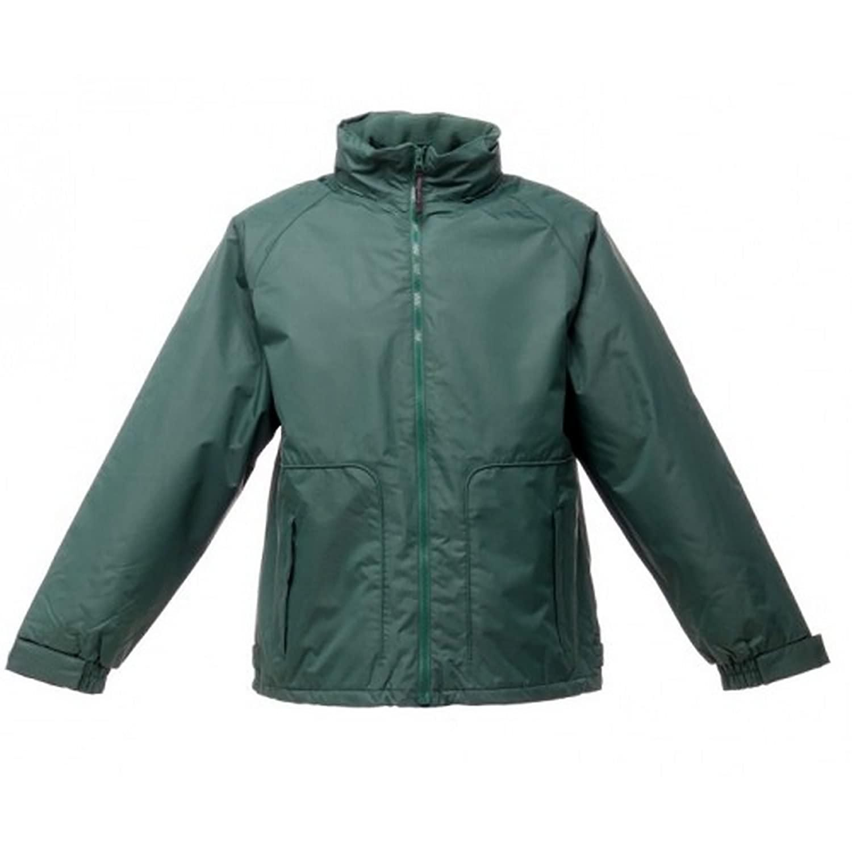 Regatta Great Outdoors Mens Waterproof Zip Up Jacket (Bottle Green)