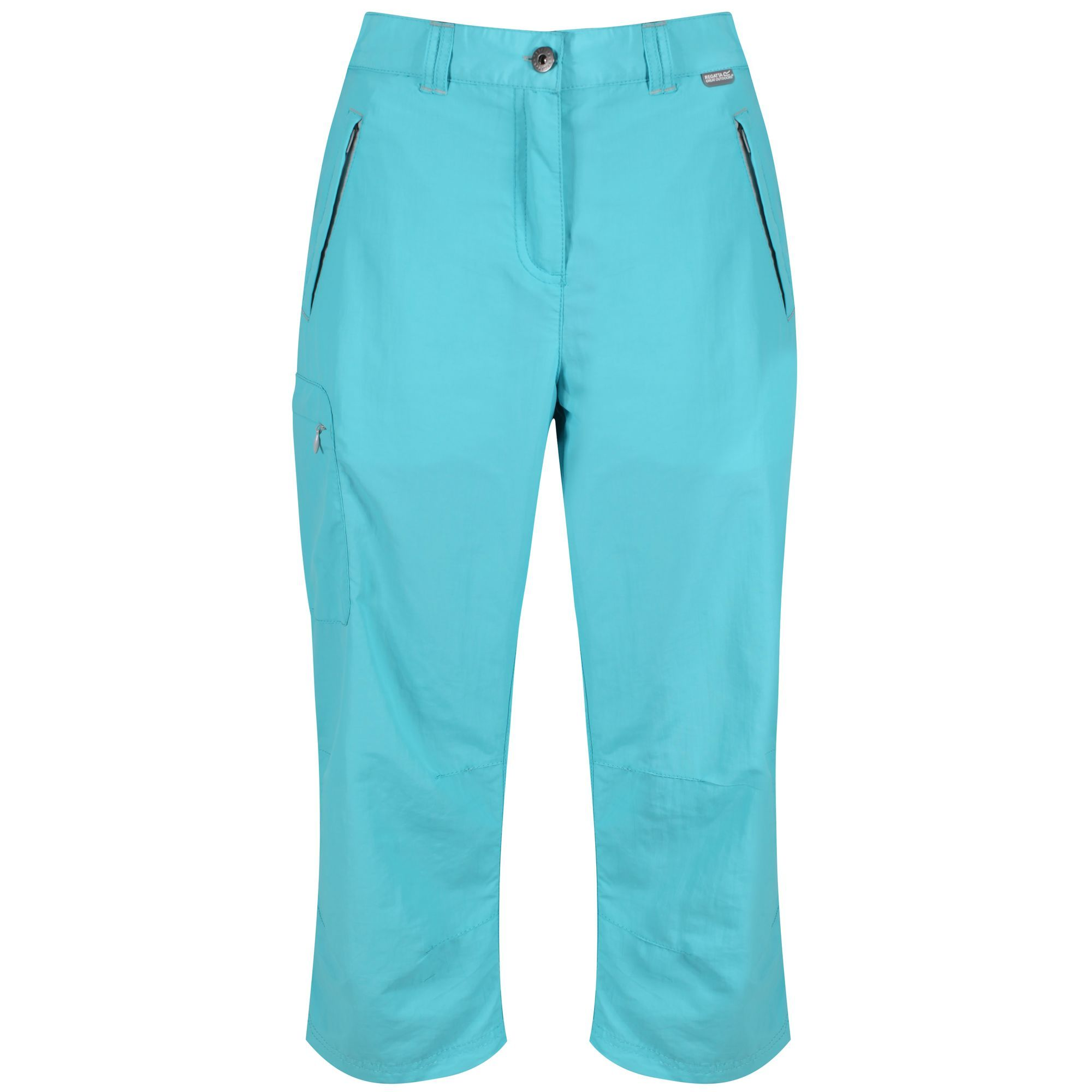Regatta Great Outdoors Womens/Ladies Chaska 3/4 Capri Shorts