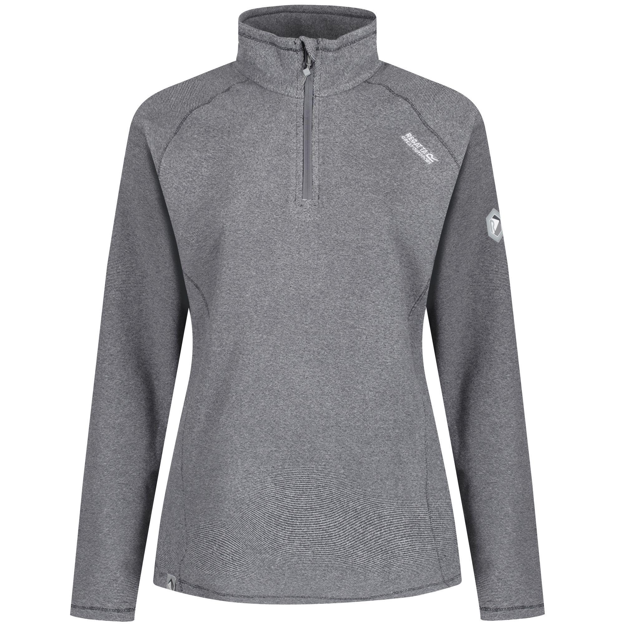 Regatta Great Outdoors Womens/Ladies Montes Half Zip Fleece Top