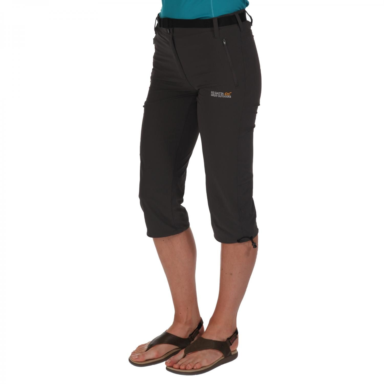 Regatta Great Outdoors Womens/Ladies Xert Stretch II Capri Shorts