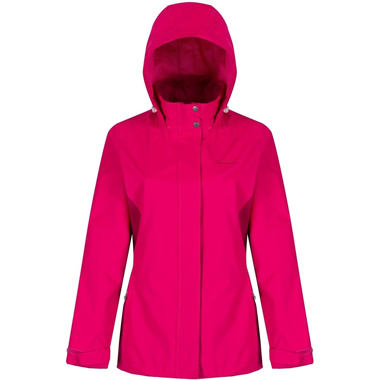 Regatta Great Outdoors Womens/Ladies Daysha Waterproof Shell Jacket