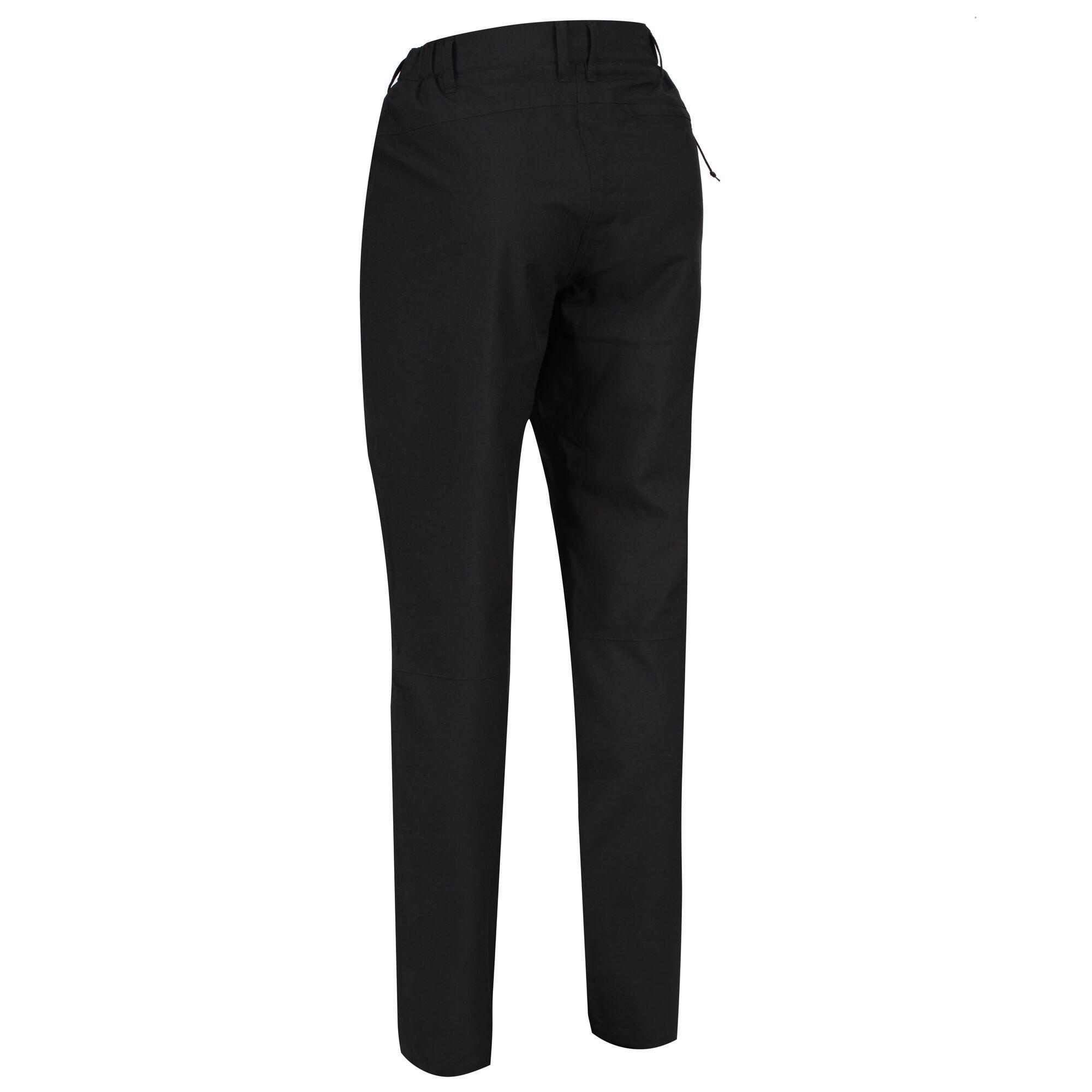 Regatta Great Outdoors Womens/Ladies Dayhike III Water Repellent Trousers