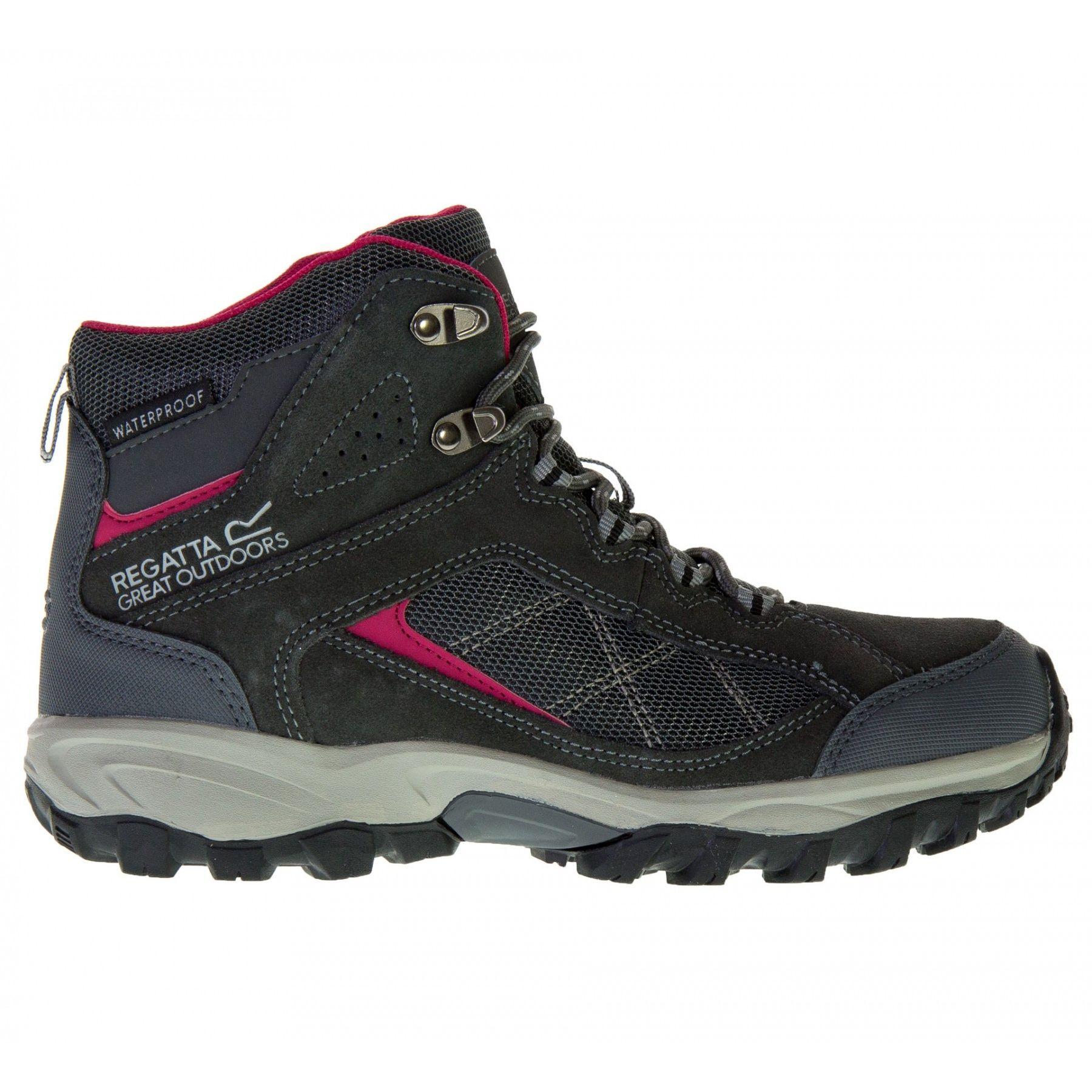 Regatta Great Outdoors Womens/Ladies Lady Clydebank Waterproof Hiking Boots