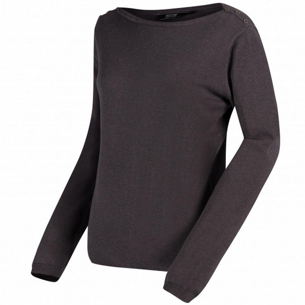 Regatta Great Outdoors Womens/Ladies Kalindi Cotton Knit Sweater