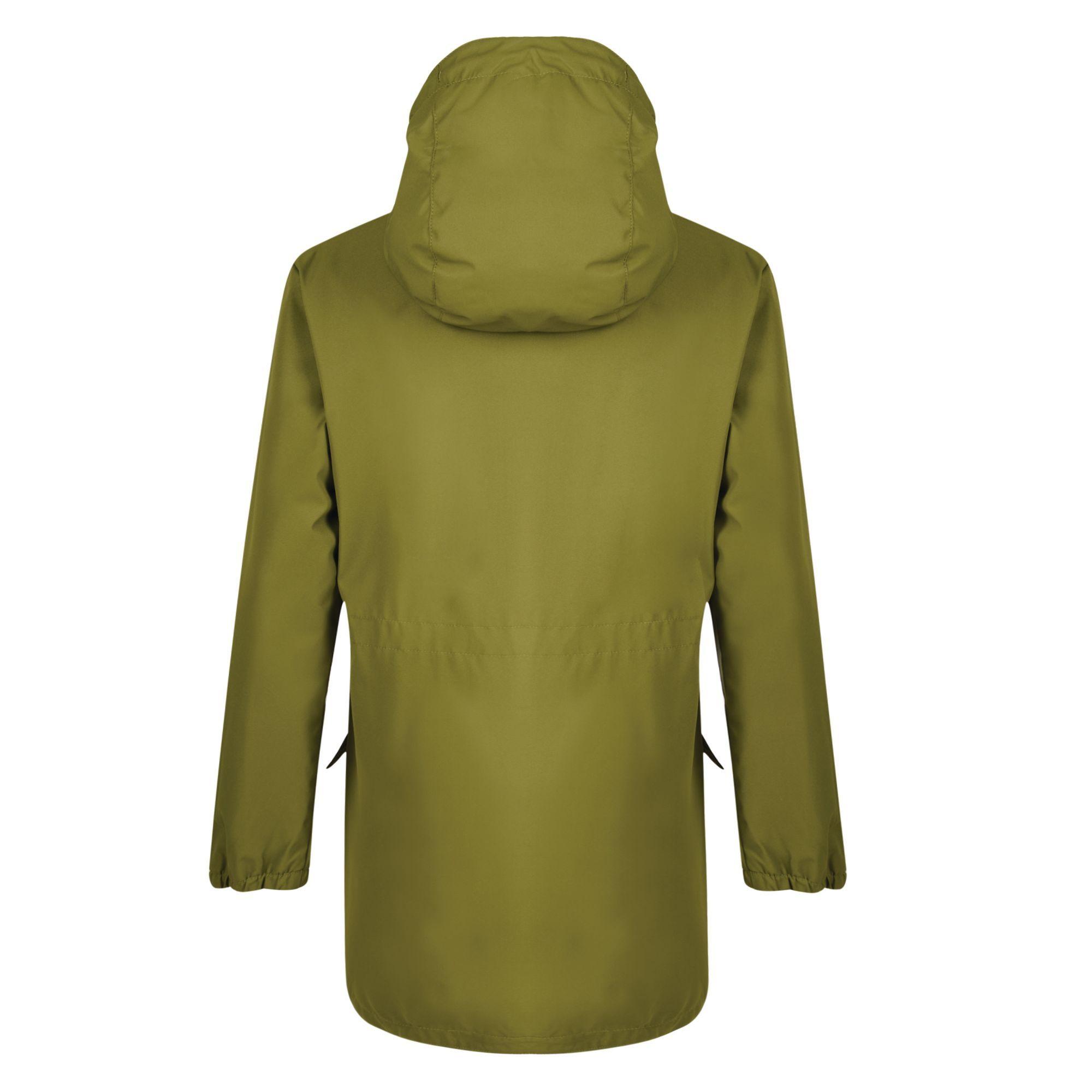 Dare 2B Childrens/Kids Pledged Waterproof Shell Jacket (Cardamom)