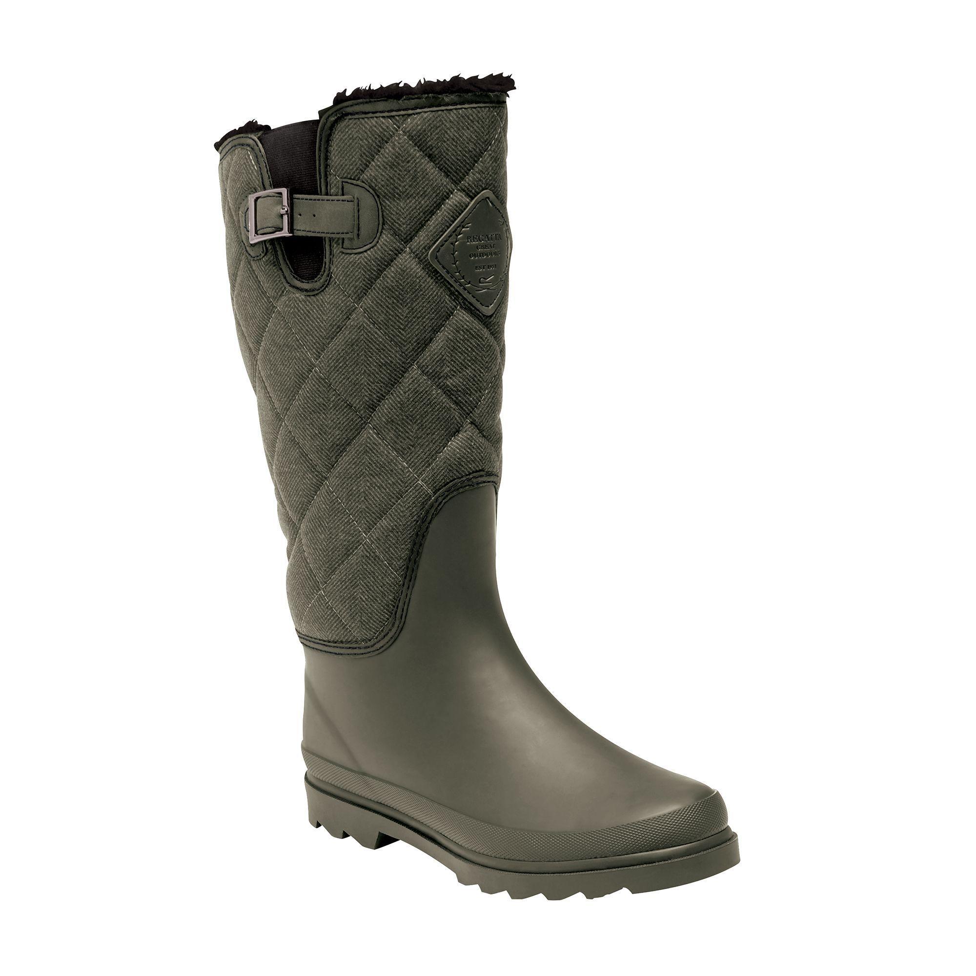 Regatta Womens/Ladies Fleetwood Casual Wellington Boots