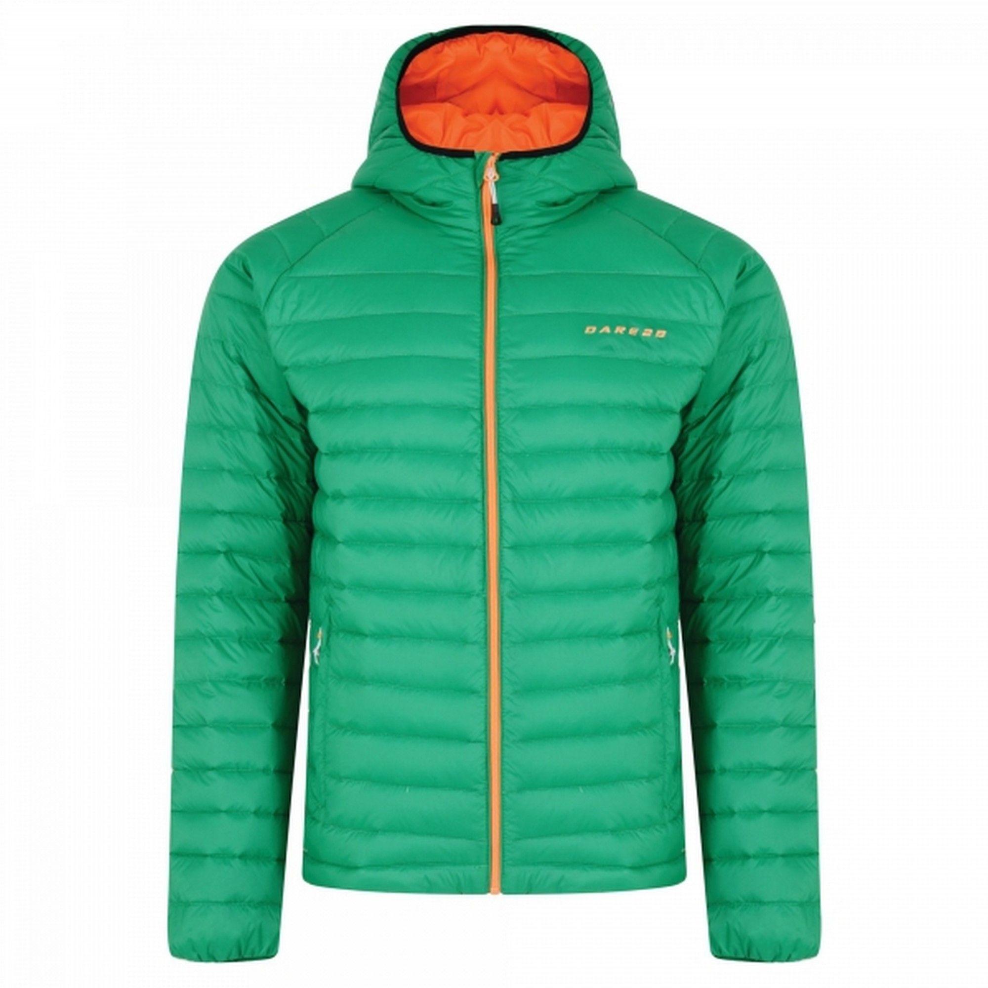 Dare 2b Mens Phasedown Jacket (Highland Green)