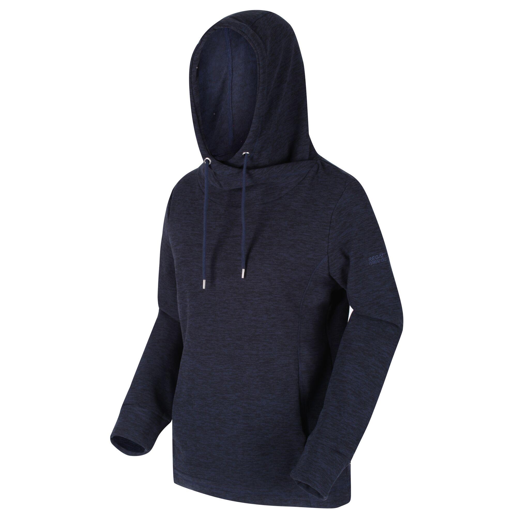 Regatta Womens/Ladies Kizmit II Fleece Top (Navy/Black)