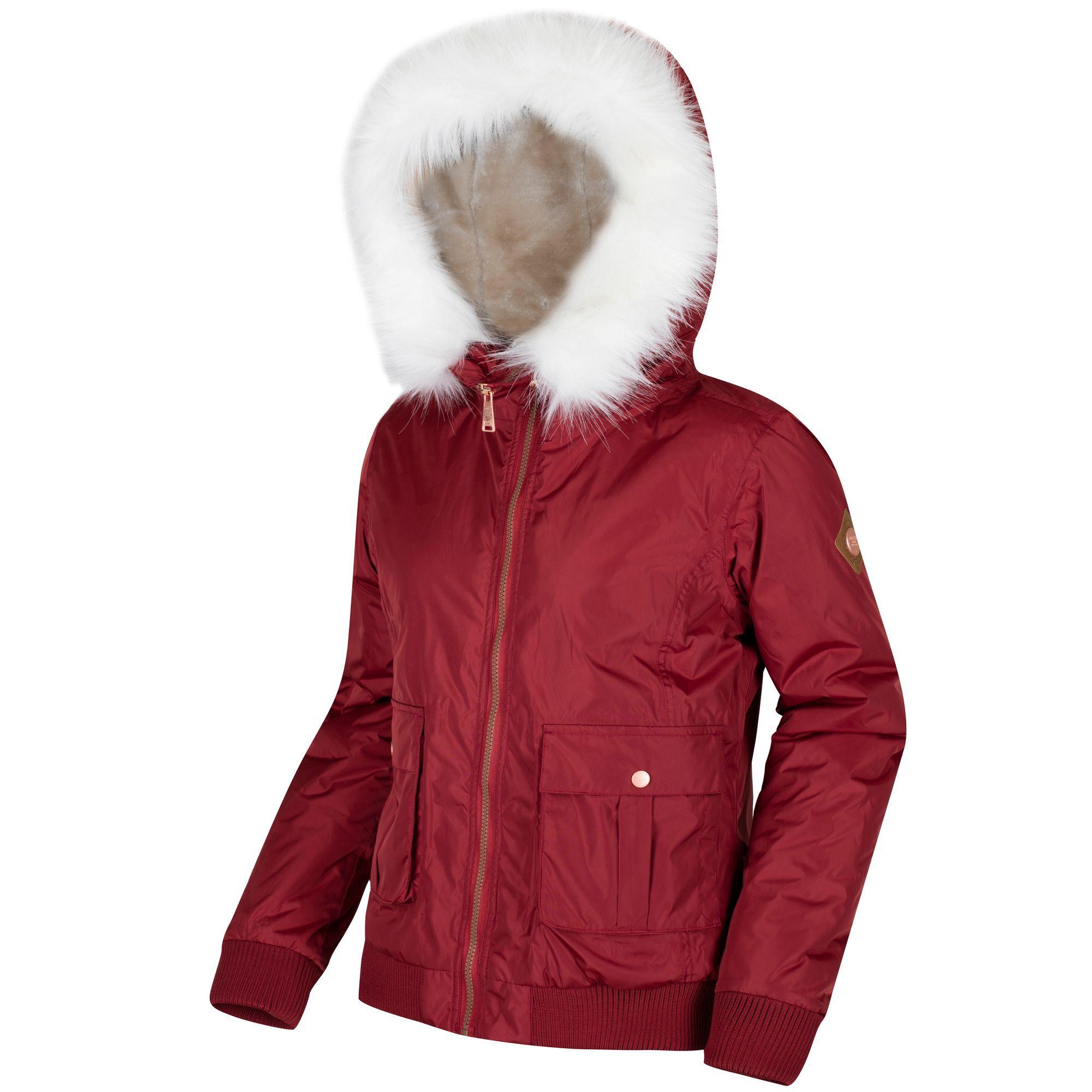 Regatta Womens/Ladies Berdine Bomber Jacket