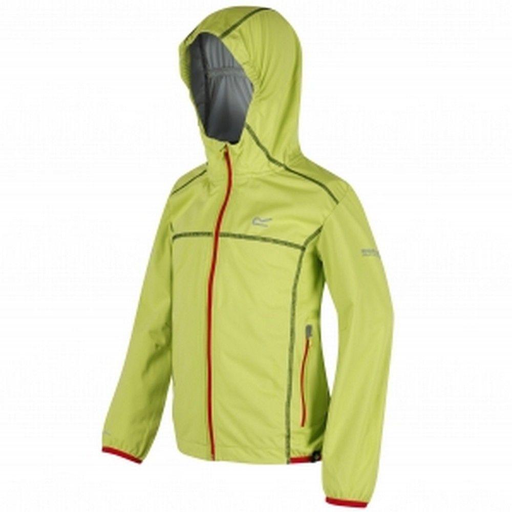 Regatta Great Outdoors Childrens/Kids Vortec Softshell Jacket