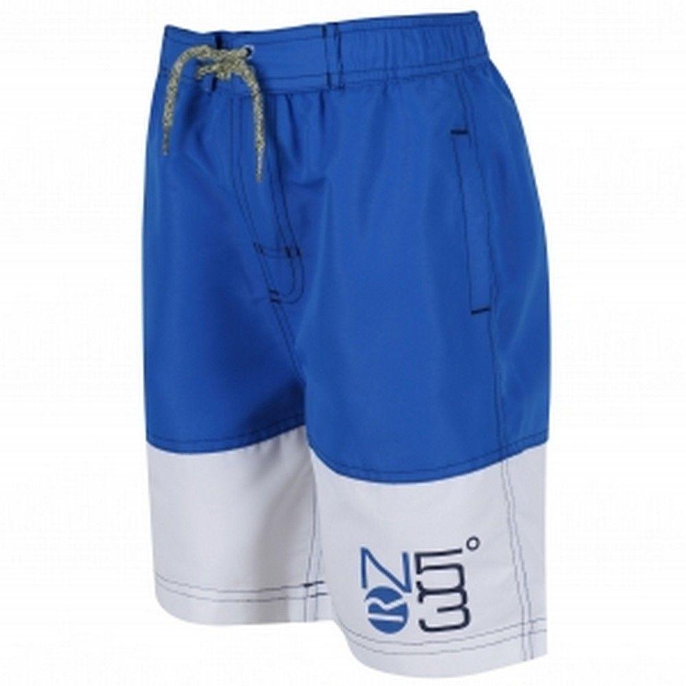 Regatta Great Outdoors Childrens Boys Shaul Swimming Shorts