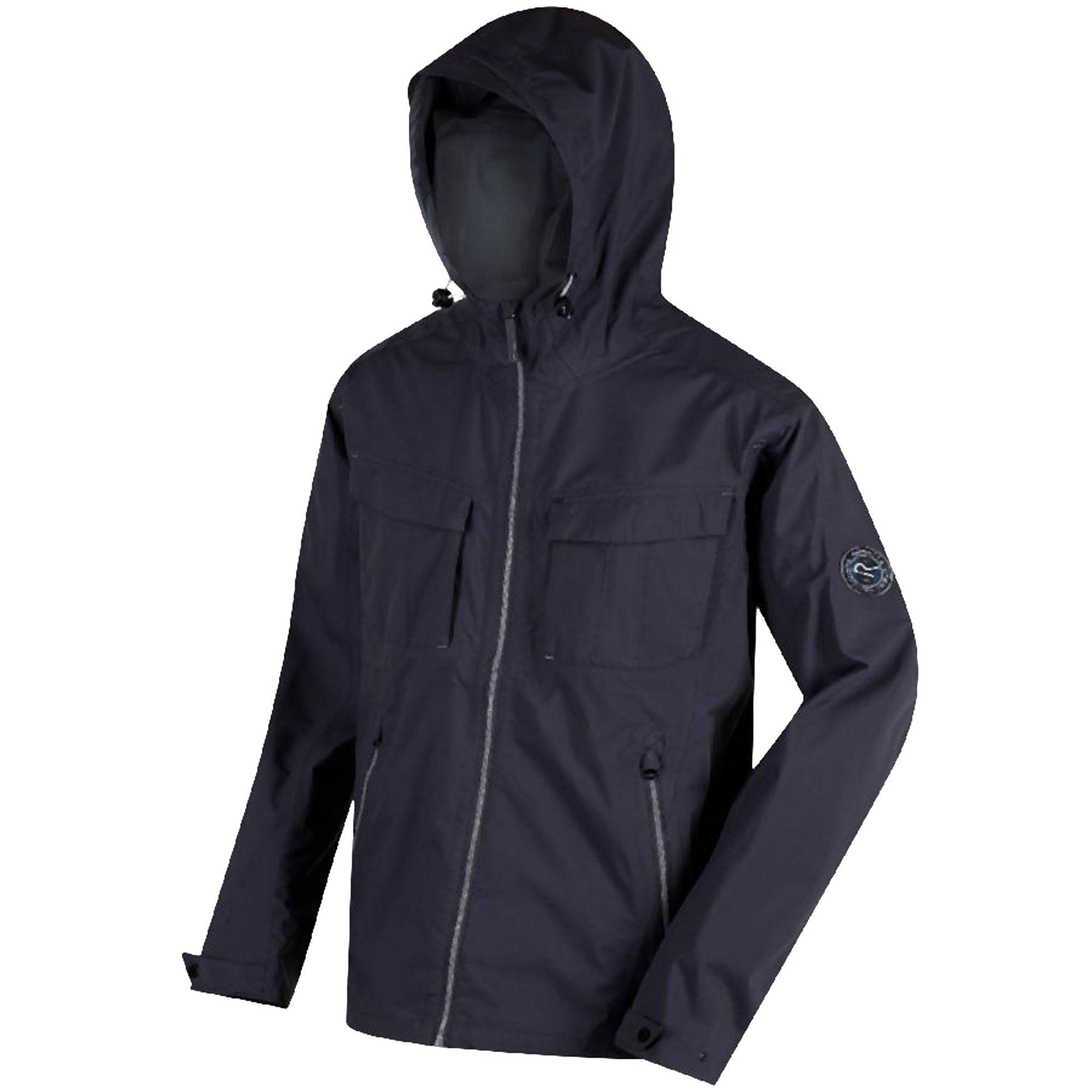 Regatta Great Outdoors Mens Bardolf Stretch Waterproof Jacket