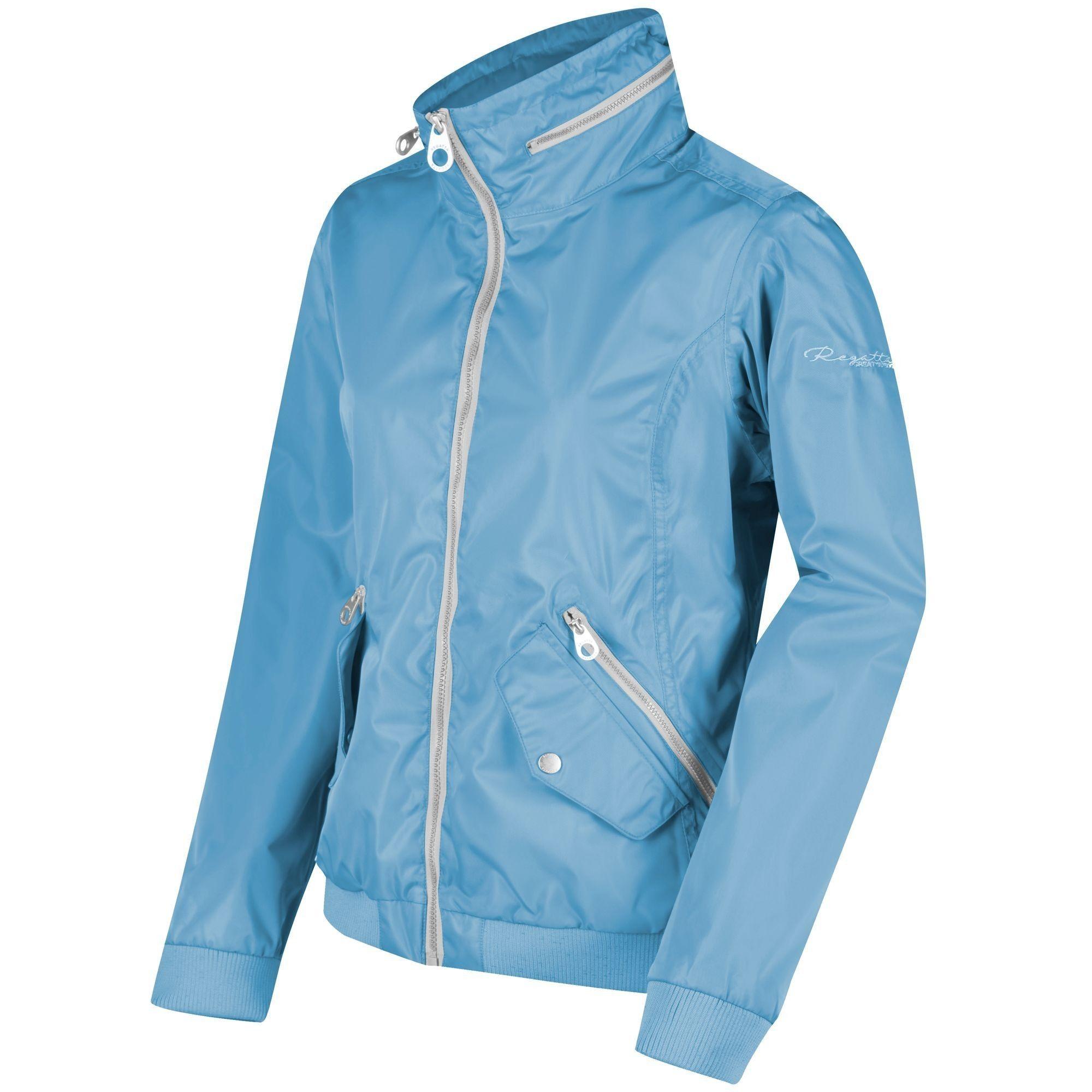 Regatta Great Outdoors Womens/Ladies Kadisha Lightweight Waterproof Festival Jacket