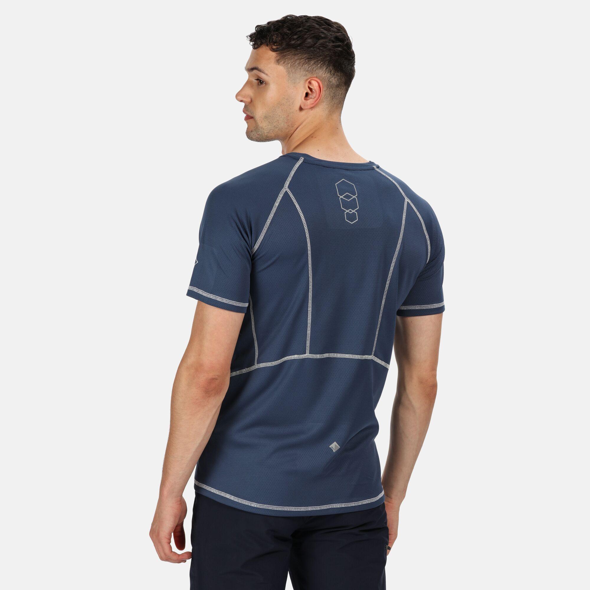 Regatta Mens Virda II Lightweight T-Shirt