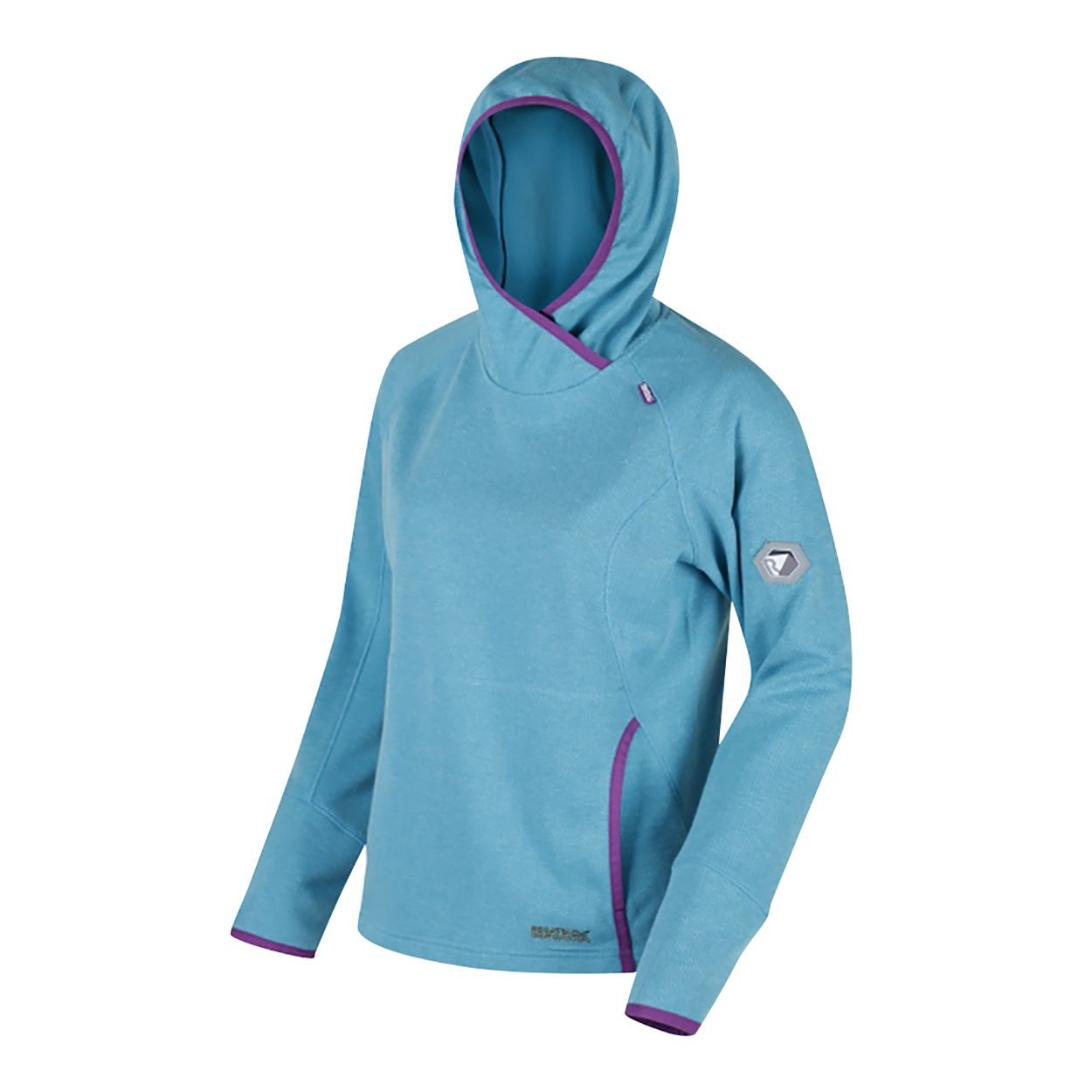 Regatta Womens/Ladies Montem III Hooded Fleece