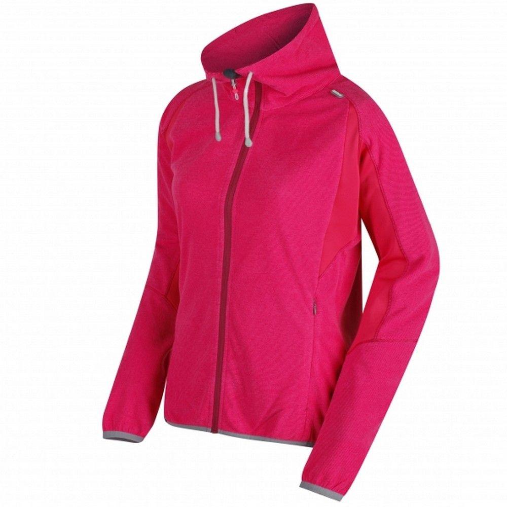 Regatta Womens/Ladies Mons III Lightweight Full Zip Fleece
