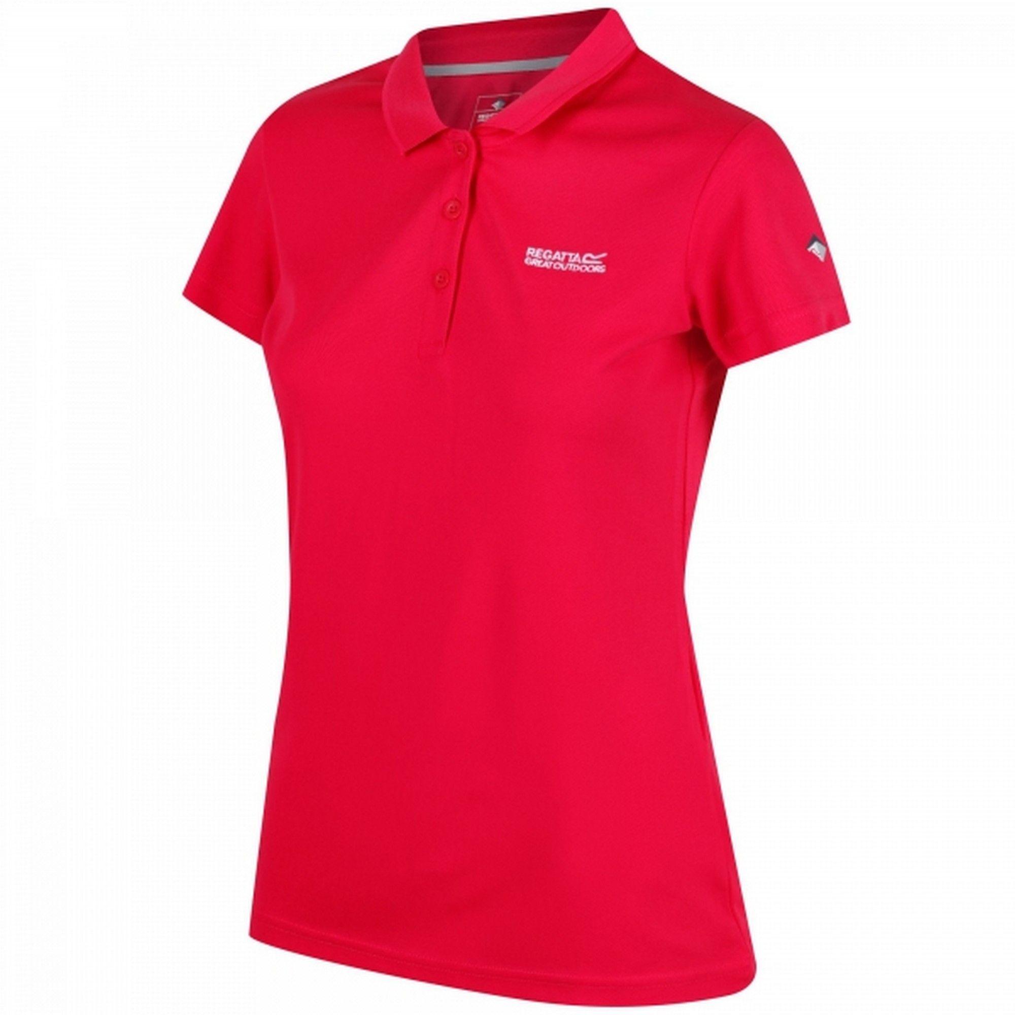 Regatta Womens/Ladies Maverick IV Polo Shirt