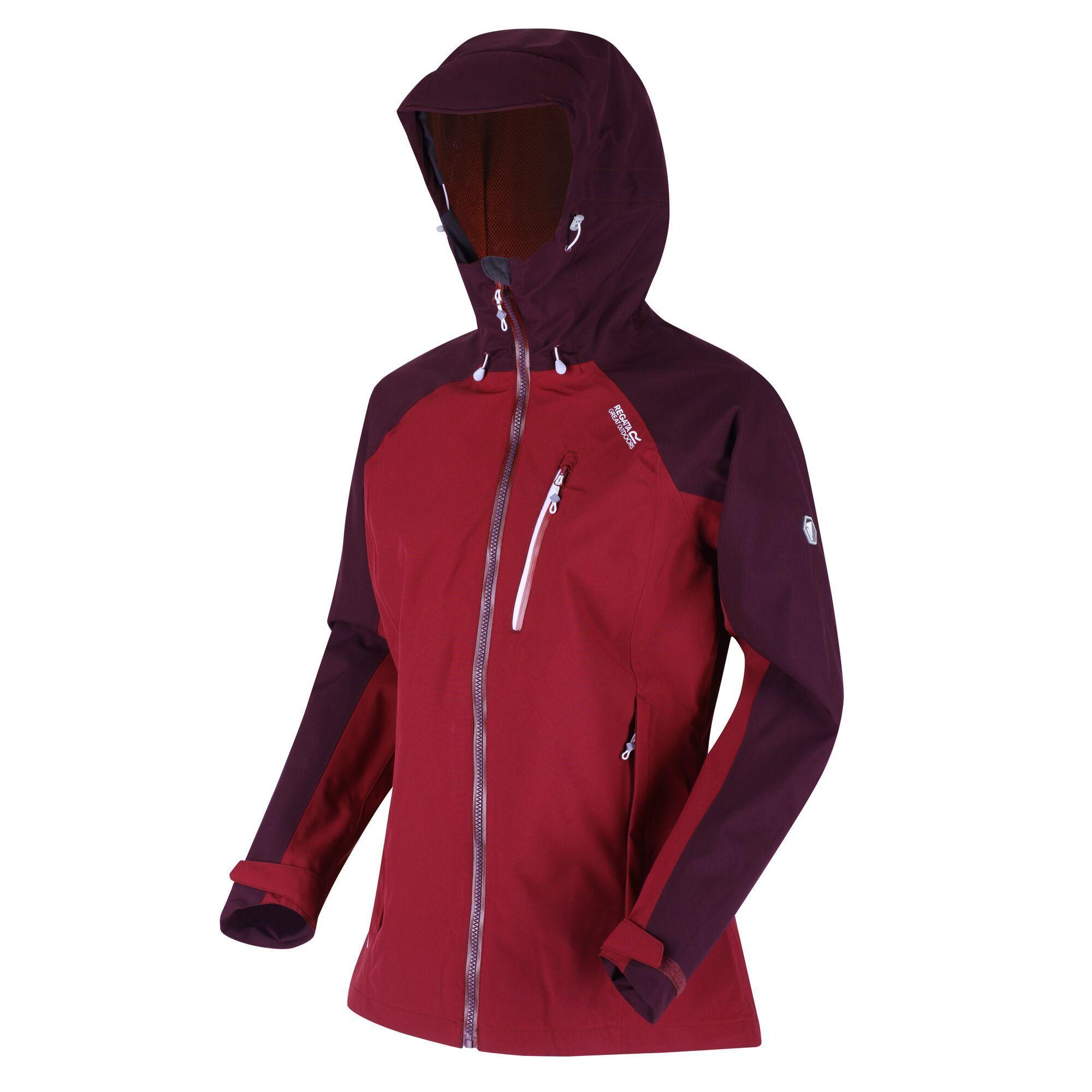 Regatta Women's Birchdale Waterproof Shell Jacket