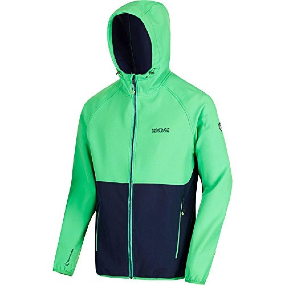 Regatta Mens Arec II Hooded Jacket