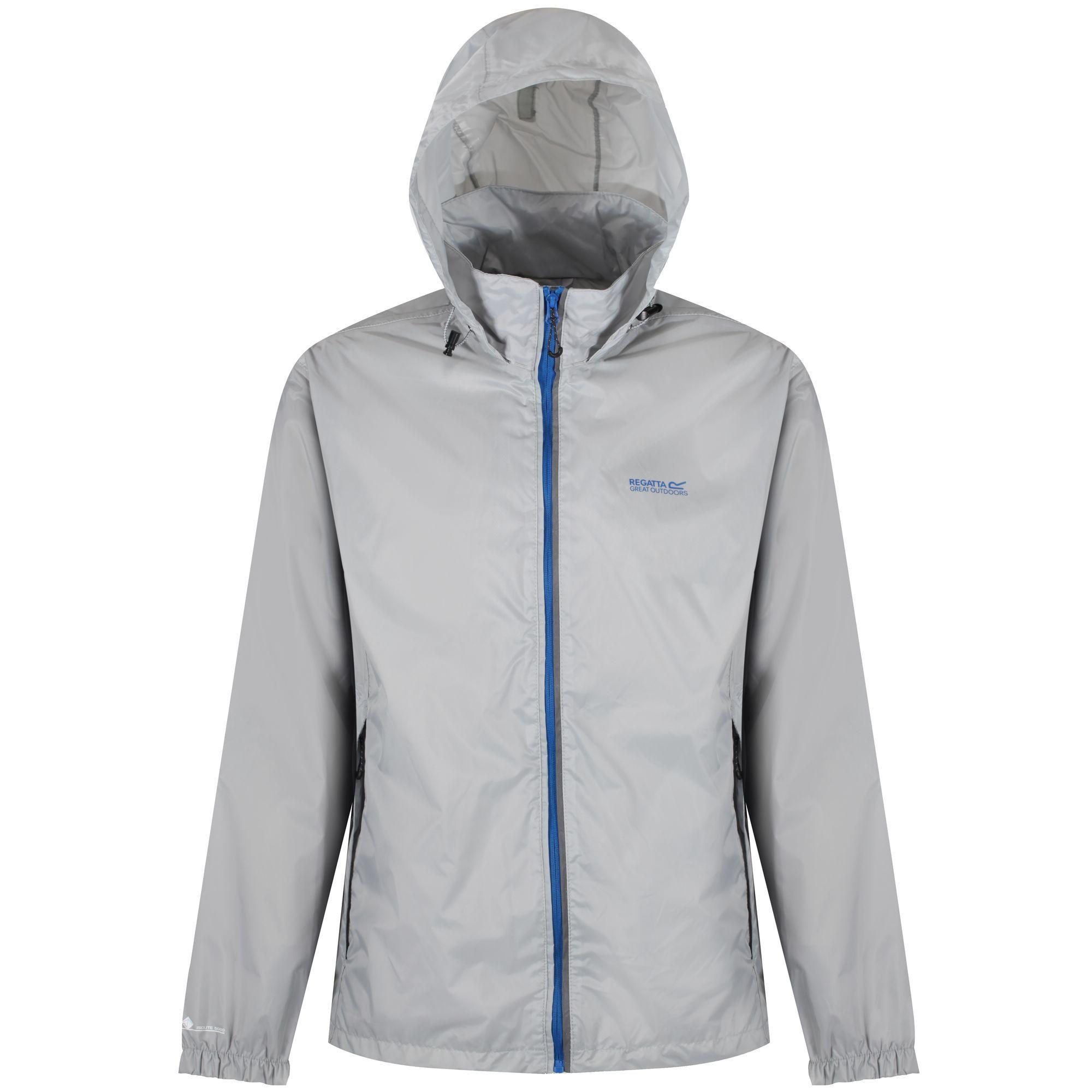 Regatta Mens Lyle IV Waterproof Hooded Jacket