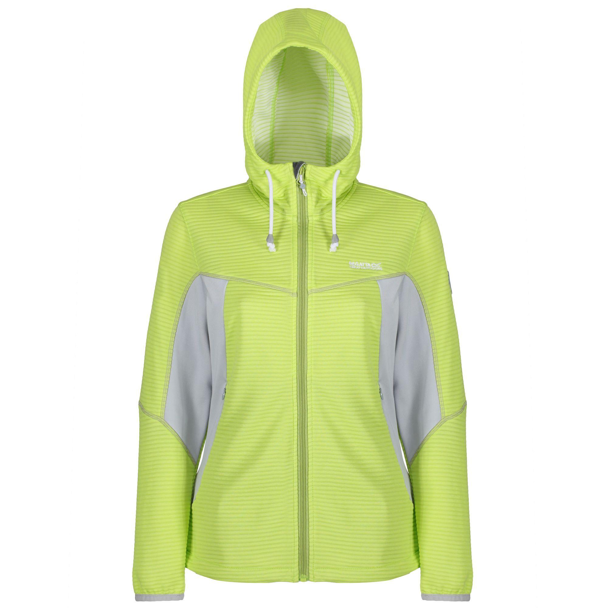 Regatta Womens/Ladies Tarnis Hooded Fleece Jacket