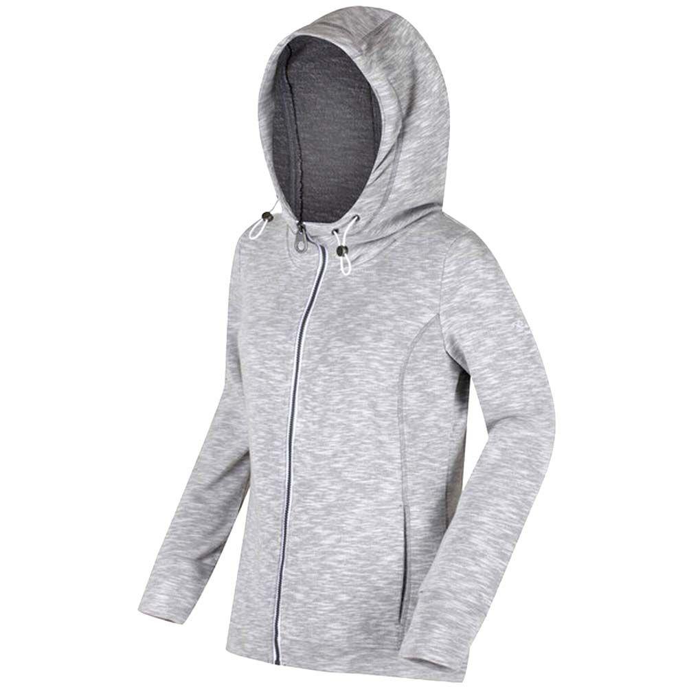 Regatta Womens/Ladies Ramosa Full Zip Hooded Fleece