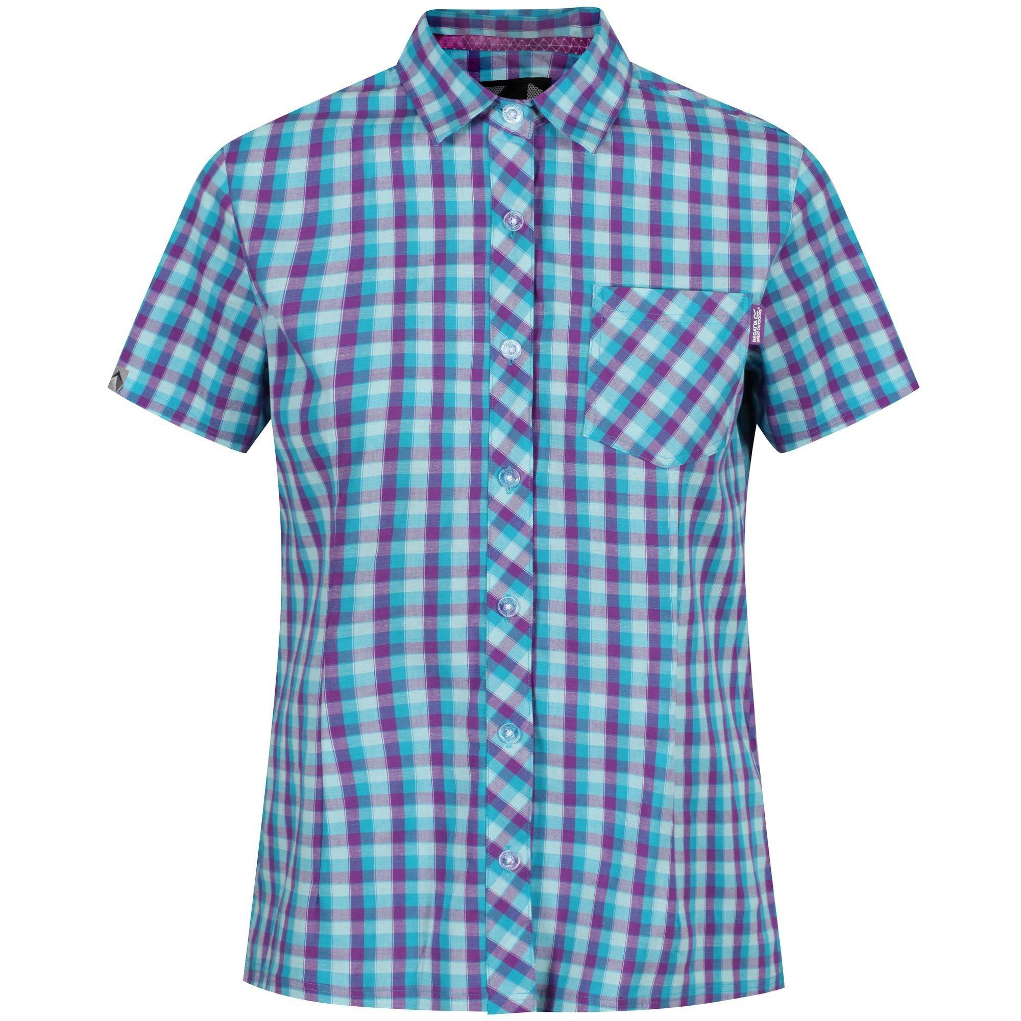 Regatta Womens/Ladies Honshu II Short Sleeve Shirt