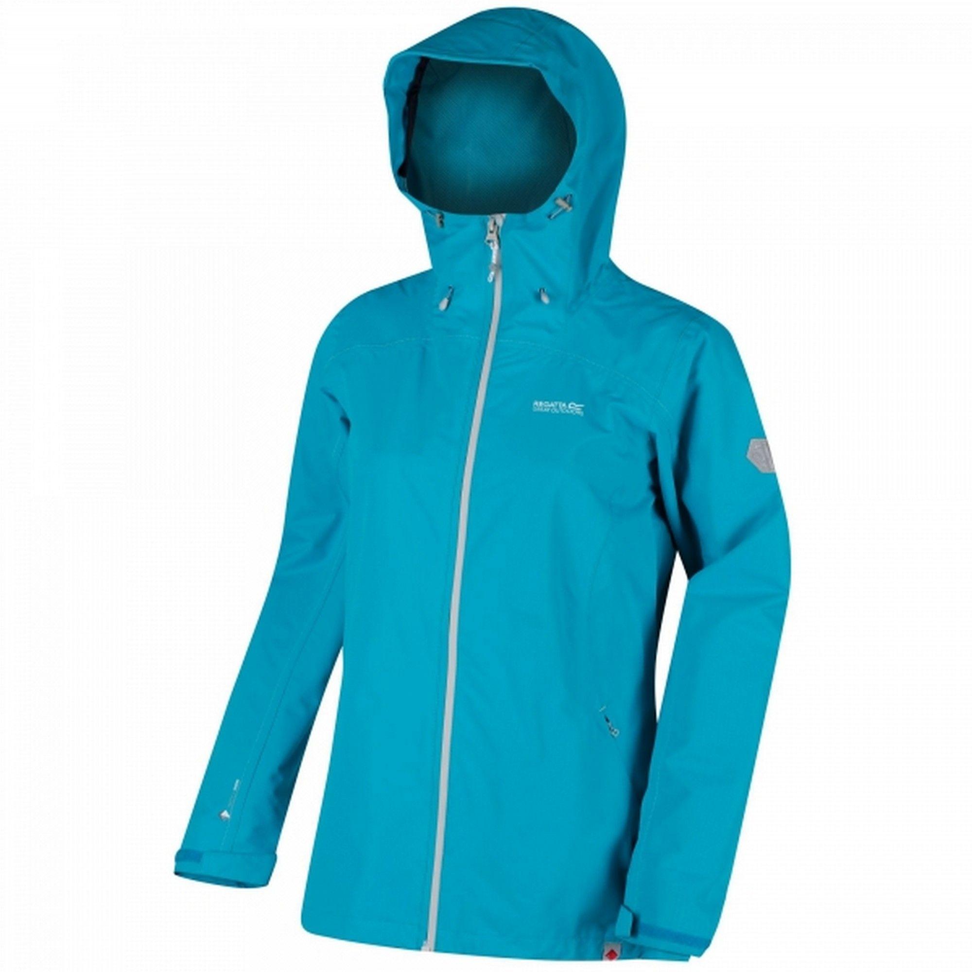 Regatta Women's Hamara II Waterproof Hooded Jacket