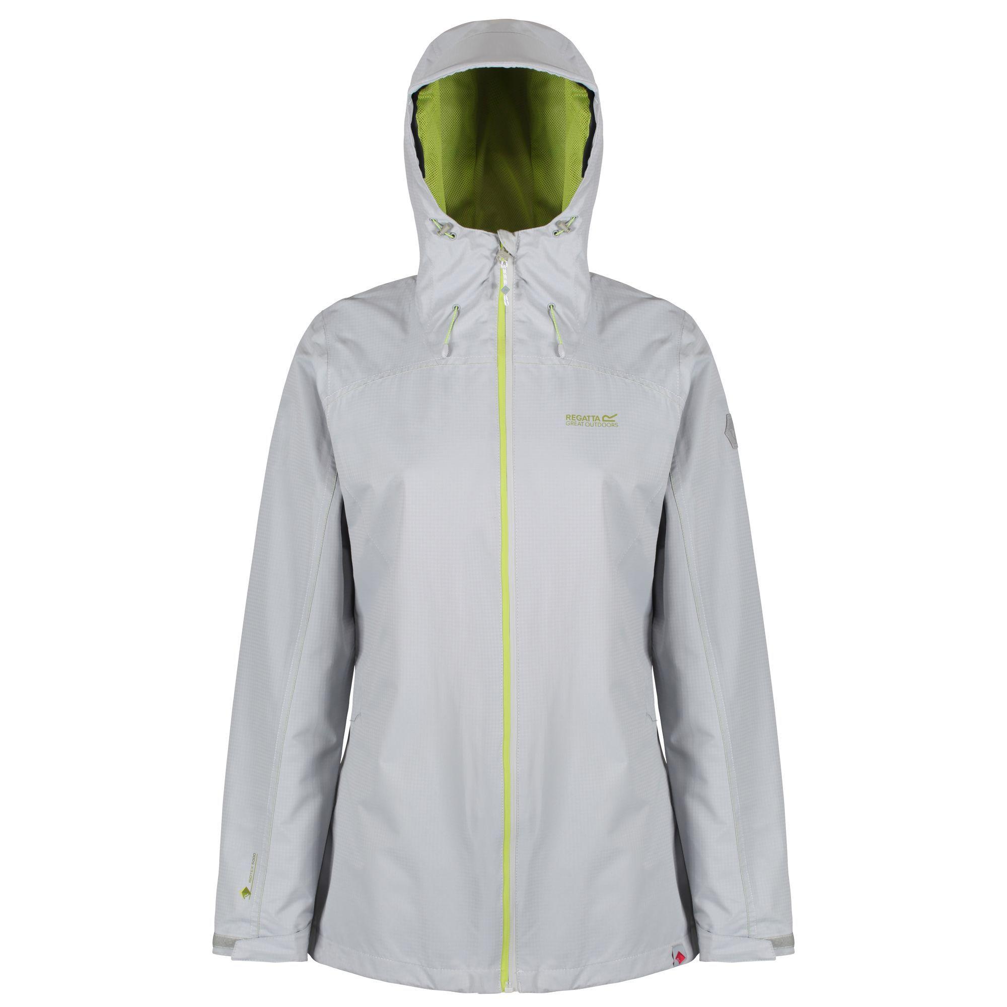 Regatta Womens/Ladies Hamara II Waterproof Hooded Jacket